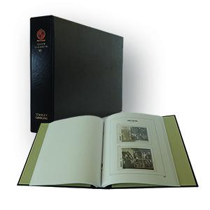 Stanley Gibbons Queen Elizabeth II Luxury Hingeless Vol. 6 Album (2016-2017)