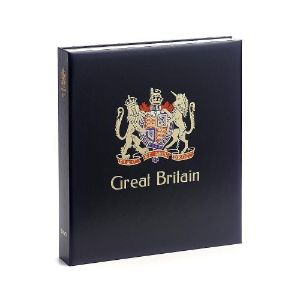 Stanley Gibbons Queen Elizabeth II Luxury Hingeless Vol. 6 Binder & Slipcase