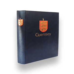 Davo Guernsey Luxury Stockbook