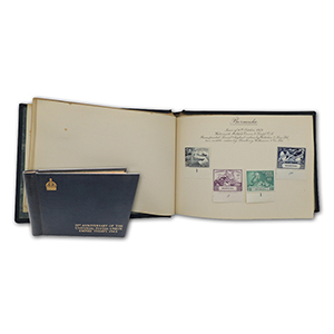 1949 Universal Postal Union B.Commonwealth M Mint Omnibus in album