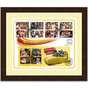 Only Fools & Horses 40th Anniversary Framed Edition