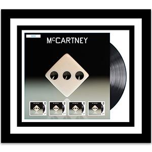 McCartney III Fan Sheet Framed Edition