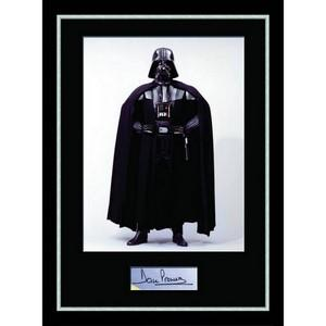 David Prowse Framed Edition