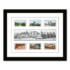 Windsor Castle Framed Edition
