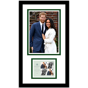 2018 Royal Wedding Framed Edition