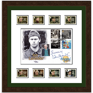 Ian Lavender Dad's Army Edition Signed