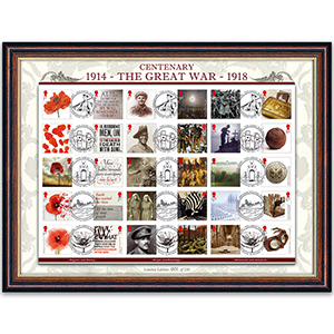 Great War 2014 - 2018 Commemoratives