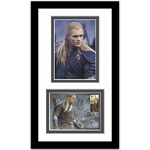 Lord of the Rings Legolas - Signed Orlando Bloom