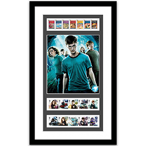 Harry Potter Stamp Edition