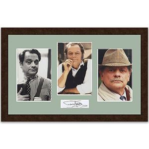 David Jason Signed Edition