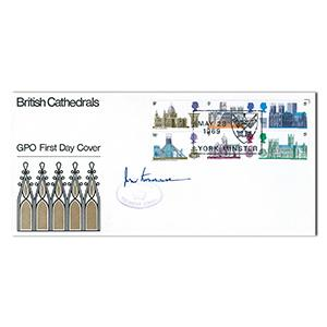 1969 British Cathedrals - York - Signed by John Stonehouse