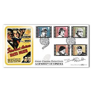1996 Benham Guernsey Filmstars - Signed by Burt Kwouk