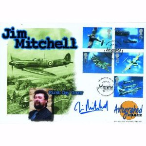 1997 Architects of the Air. Signed Jim Mitchell.