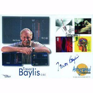 1999 Inventor's Tale. Signed Trevor Baylis.