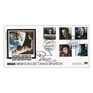 1985 British Film Year - Signed by David Puttnam