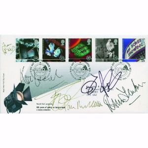 1996 Cinema - Signed McKellen, Loach, Puttnam, Gilliam, Parker & Forbes