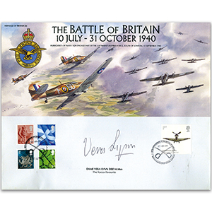 2009 Regionals - Signed by Dame Vera Lynn - HoB 66 Battle of Britain