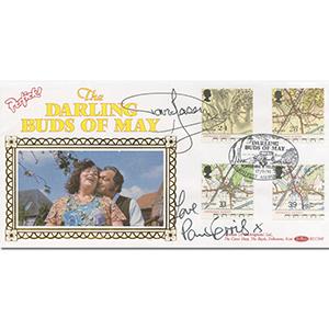 1991 Maps - Signed Pam Ferris & David Jason