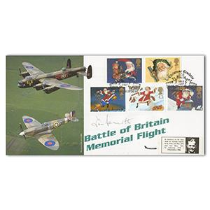 1997 Battle of Britain Memorial Flight - Signed by T. Bennett 617 Sqn. Nav.