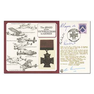 1984 VC to Airmen. Sig 4 VC holders
