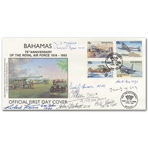 Bahamas sign 8 BoB pilots