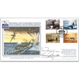 2001 Submarines Signed Fraser & Gould