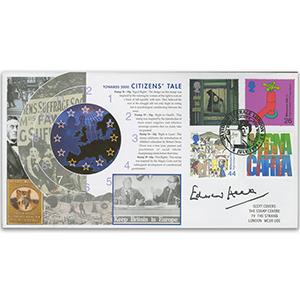1999 Citizen's Tale - Signed by Edward Heath
