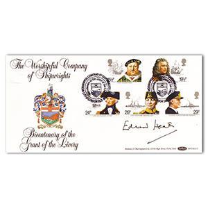 1982 Maritime Heritage - Signed by Edward Heath