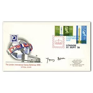 1970 Post Office - Signed by Tony Benn