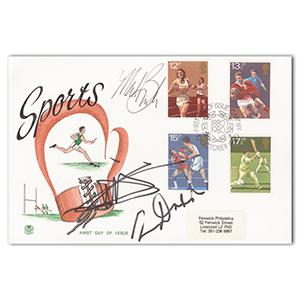 1980 Sports - Signed by Brooks, Dobbs & De Voght
