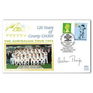 1993 Australian Tour - Signed Graham Thorpe