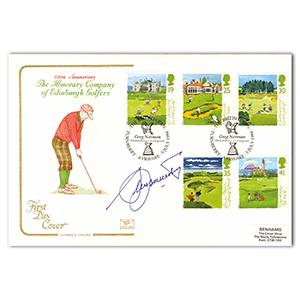 1994 Golf - Signed by Seve Ballesteros