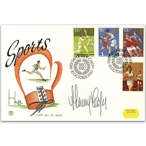 1980 Sports - Signed Henry Cooper