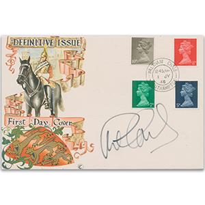 1968 Definitives - Signed by Graham Gooch
