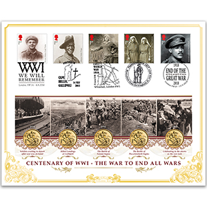 2018 The Great War Ultimate Sovereign Cover