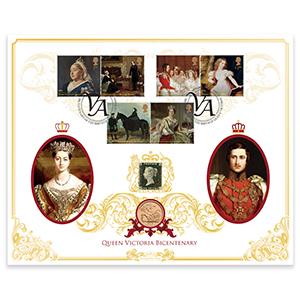 2019 Queen Victoria Sovereign Cover