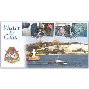 2000 Water & Coast - Macintyre Official, Dover Handstamp