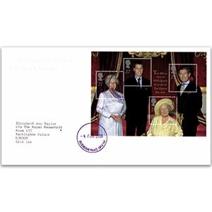 2000 Queen Mother - Buckingham Palace CDS