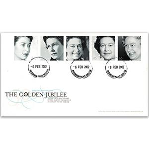 2002 Golden Jubilee - Buckingham Palace CDS