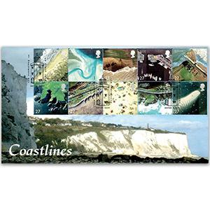 2002 Coastlines - Macintyre official - St. Margaret's Bay handstamp