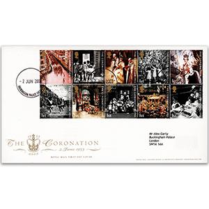 2003 Coronation - Buckingham Palace CDS