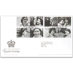2006 Queen's 80th Birthday - Buckingham Palace CDS