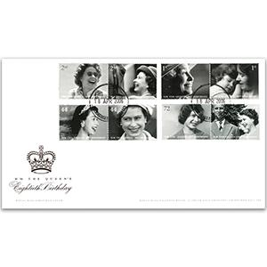 2006 The Queen's 80th birthday - Buckingham Palace CDS
