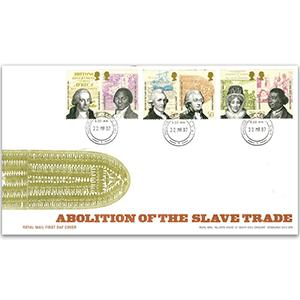 2007 Abolition Slave Trade - House of Lords CDS