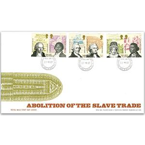 2007 Abolition Slave Trade - House of Commons CDS