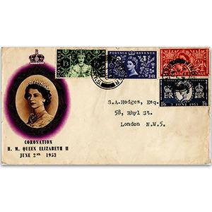 1953 Coronation - Windsor CDS