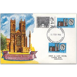 1966 Westminster Abbey 900th - Chelmsford First Day Issue Cancel