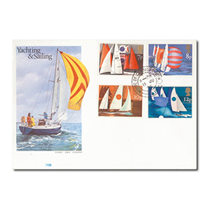 1975 Sailing - House of Commons CDS