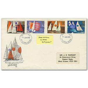 1975 Sailing (missing black), Brighton h/s