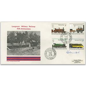 1975 Trains - Longmoor official